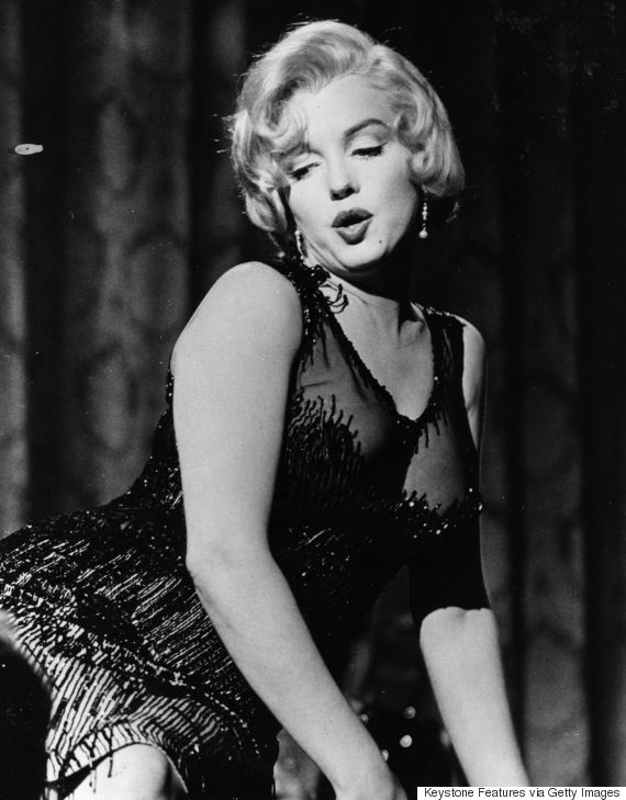 some like it hot marilyn monroe dress