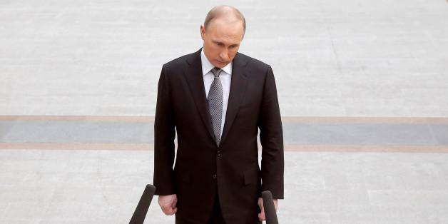 Der russische Präsident Wladimir Wladimirowitsch Putin