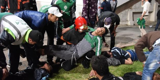Des affrontements entre deux groupes de supporters du Raja avaient fait deux morts et 54 blessés.