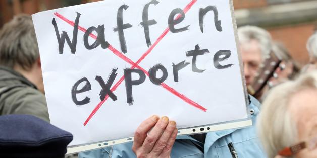 Gegner der Waffenexporte wollen diese Banken nicht mehr unterstützen