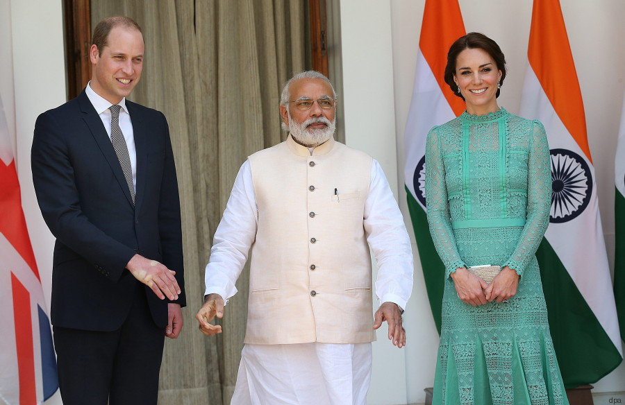william kate modi
