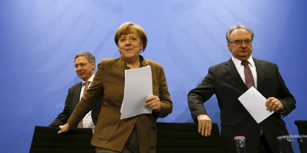 """""""Politischer Tabubruch"""": Wie die CDU in Sachsen-Anhalt Merkel in große Not bringen könnte"""