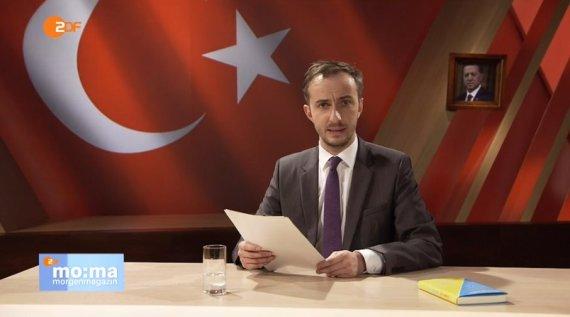 caricature erdogan