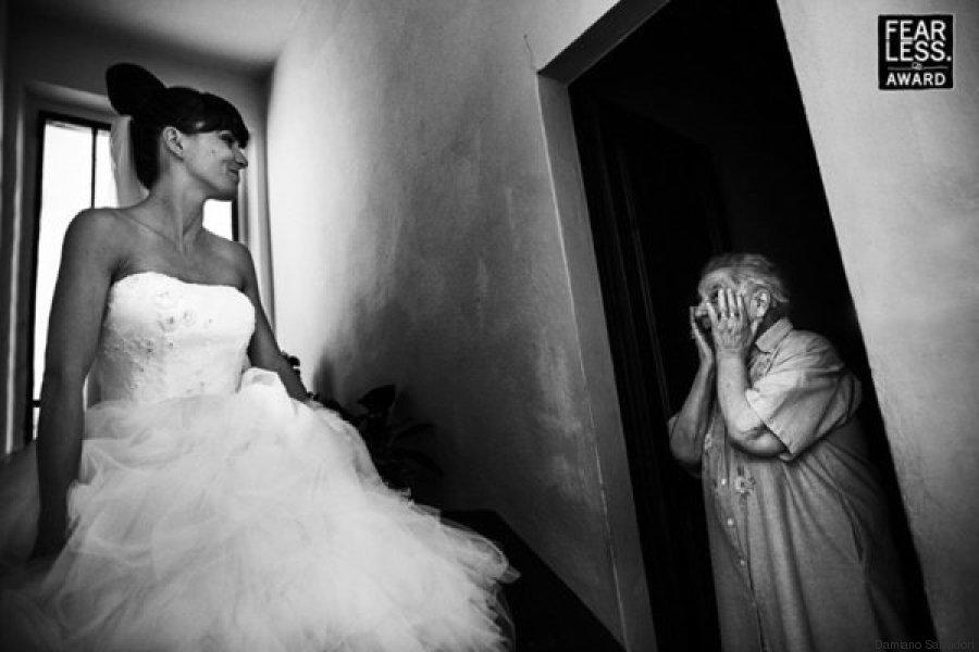 boda novia anciana