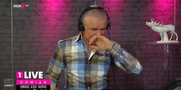 Bewegender Anruf: Domian ringt in seiner Sendung um Fassung