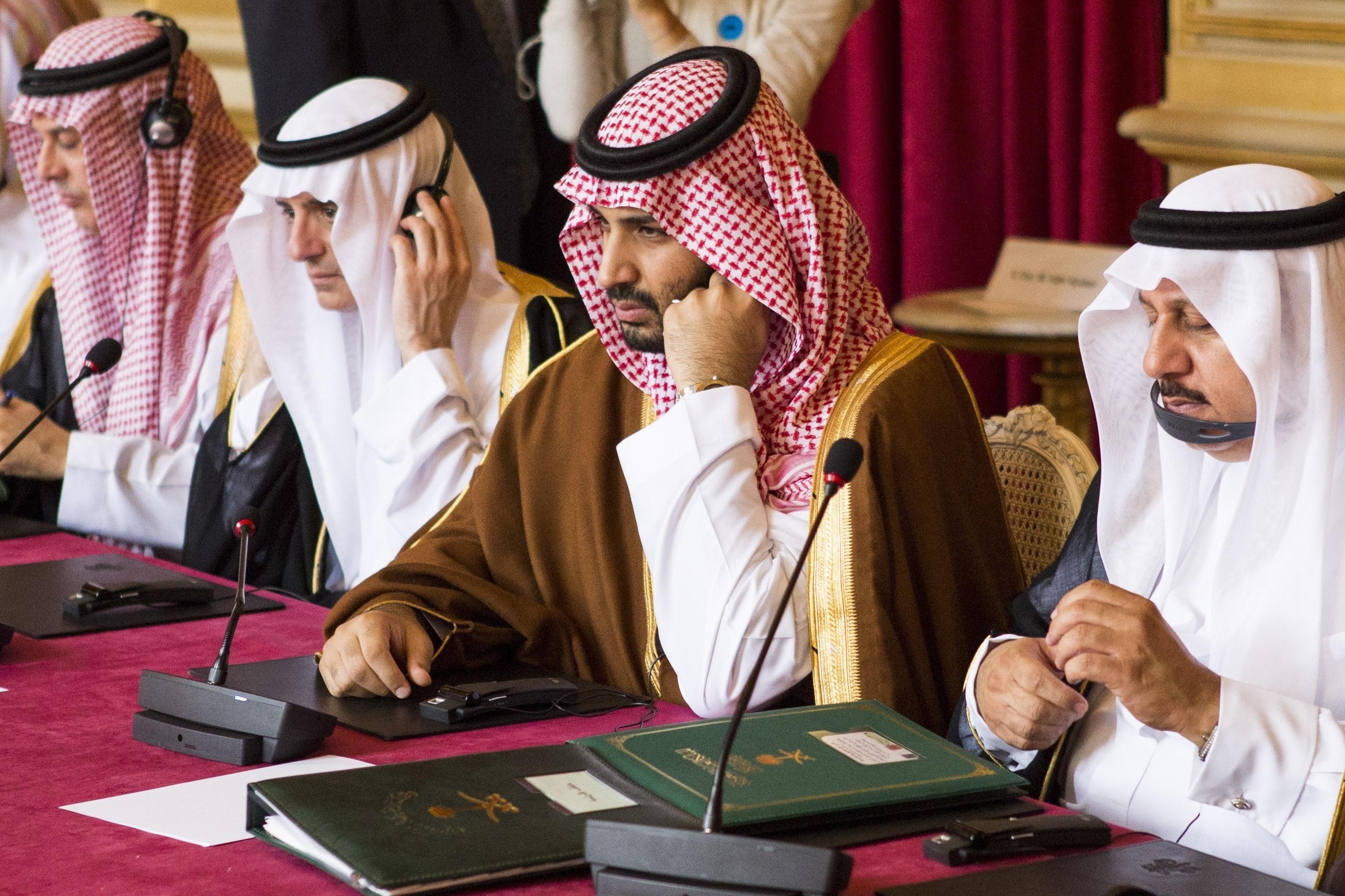 saudi deputy crown prince mohammed bin salman