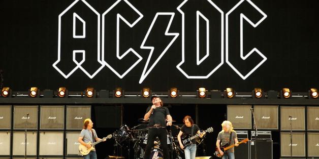 Axl Rose ist der neue Lead-Sänger von AC/DC.