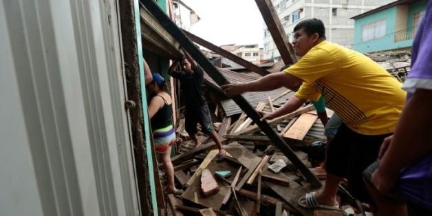 Le bilan du séisme en Equateur a été brutalement révisé à la hausse à 233 victimes