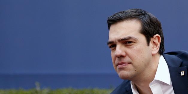 Der griechische Premier Alexis Tsipras