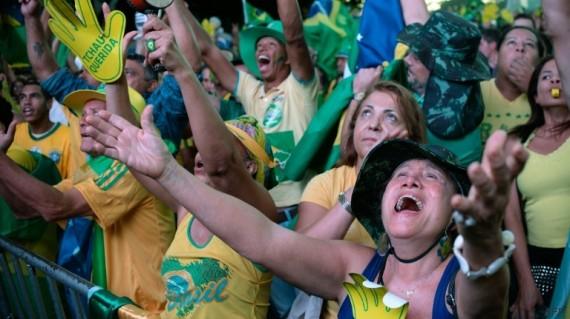 brésil anti roussef