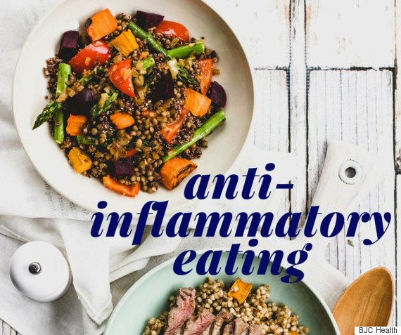 anti inflammatory eating