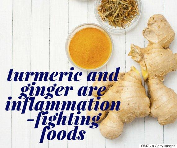 ginger turmeric