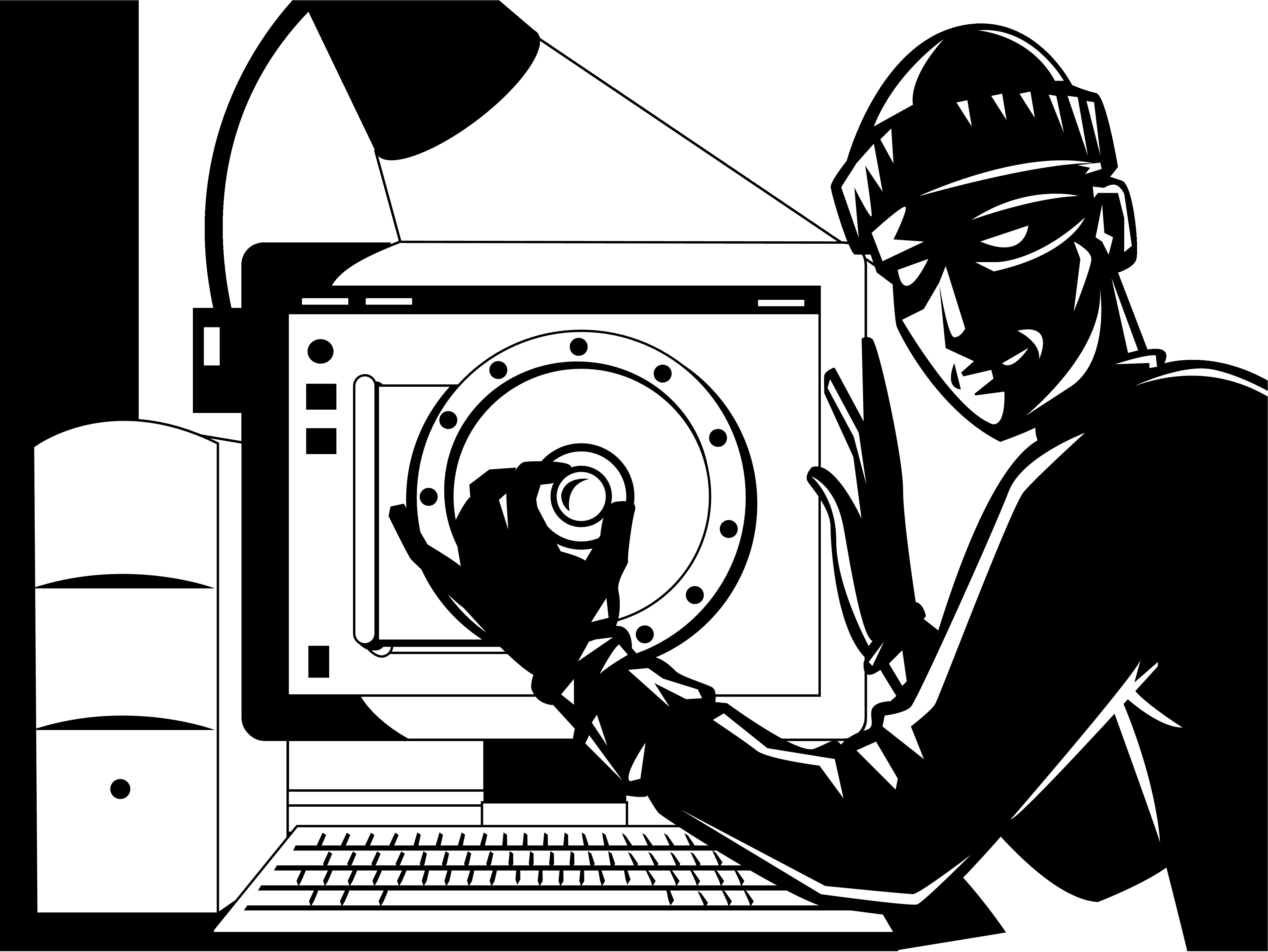 cyber stealing