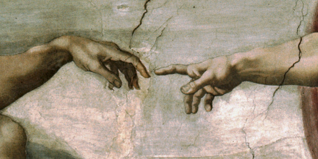 Creation of Adam (Detail)  1512  Michelangelo Buonarroti (1475-1564/Italian)  Fresco  Sistine Chapel, Vatican