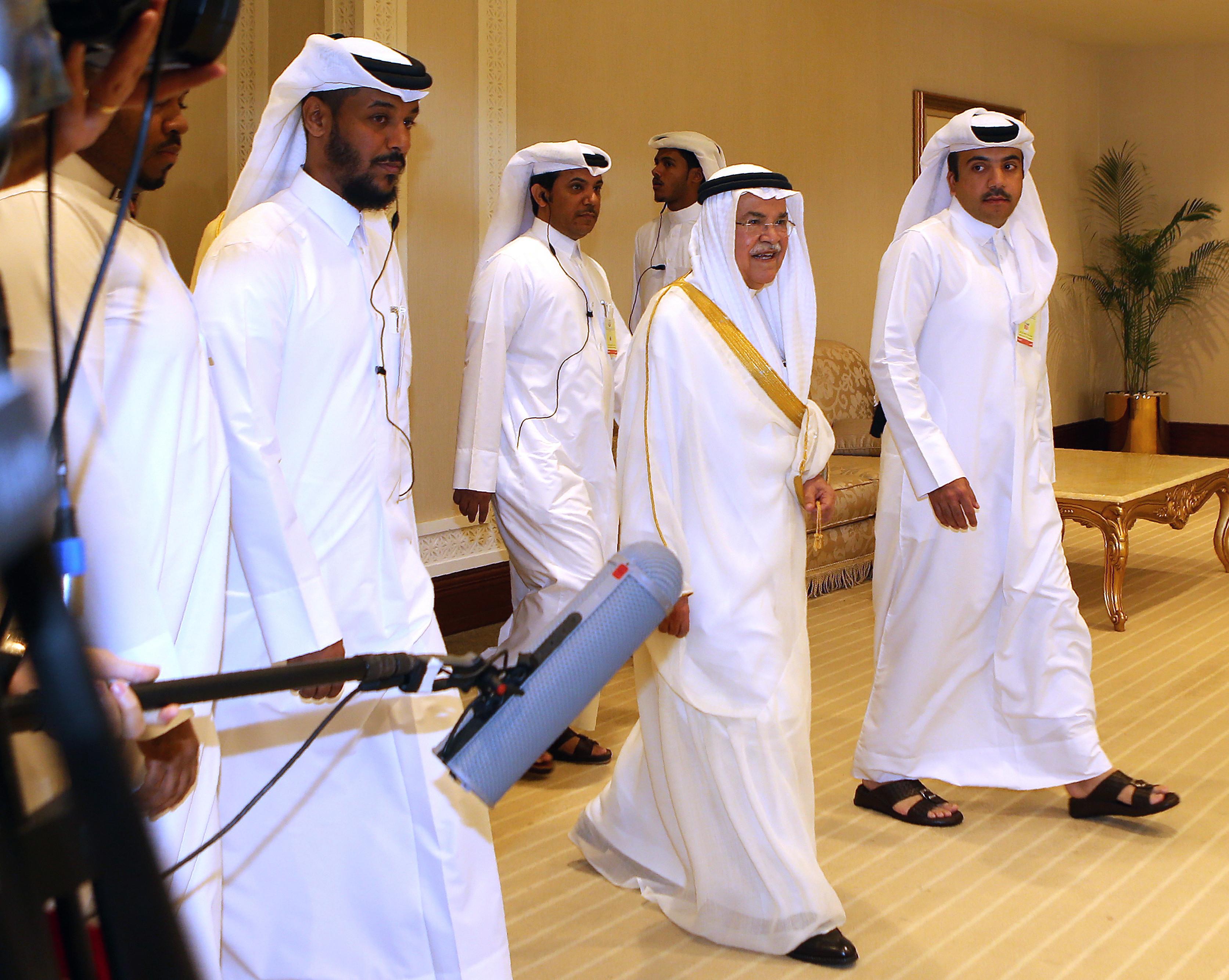 doha oil talks