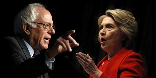 La primaire de New York, dernier espoir pour Bernie Sanders de faire trembler Hillary Clinton