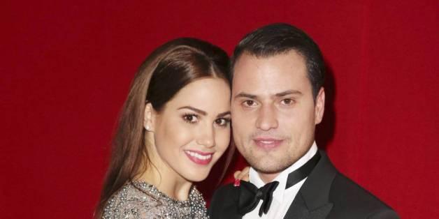 Angelina Heger und Rocco Stark waren auf dem Wiener Filmball noch glücklich - jetzt machen sie eine Pause