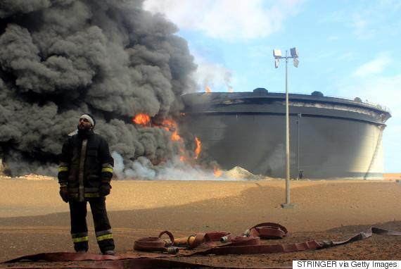 libya oil