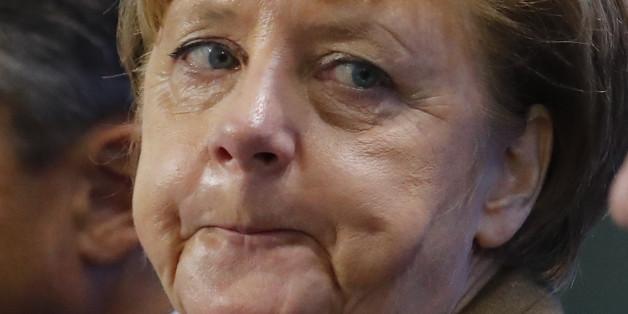 Die CDU-Parteivorsitzende Angela Merkel