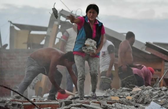 equateur séisme