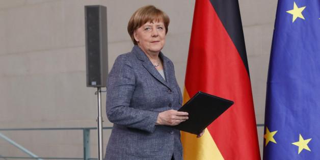 CDU-Spitze ist sicher: Merkel tritt 2017 erneut an