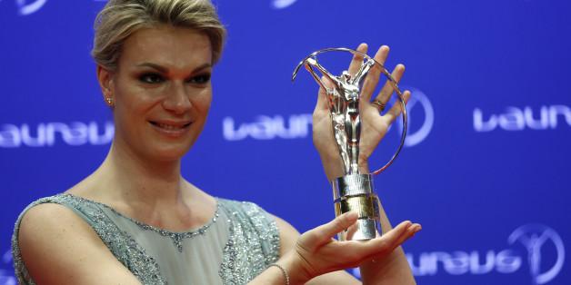Maria Höfl-Riesch ist neues Mitglied der Laureus World Sports Academy
