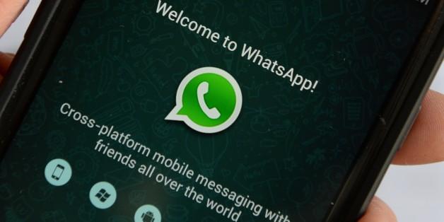 Whatsapp-Nutzer sollten sich vor Viren in Acht nehmen.