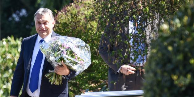 """Treffen von Orban und Kohl: """"Wir unterstützen Merkel!"""""""