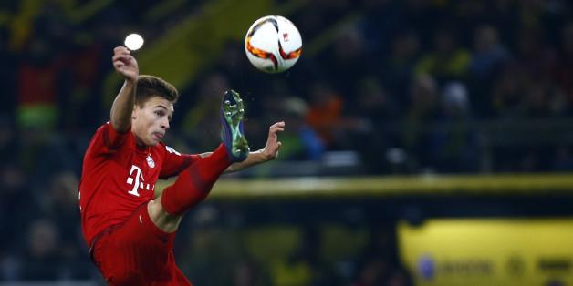 Bayern München spielt im DFB-Pokal gegen Bremen - Ob Joshua Kimmich mitspielen darf?