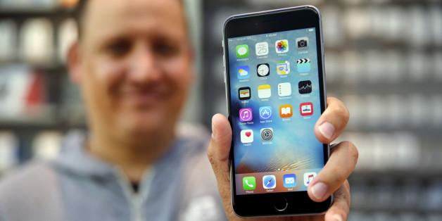 Das iPhone 6s Plus hat wie das 6s ein Absatz-Problem.