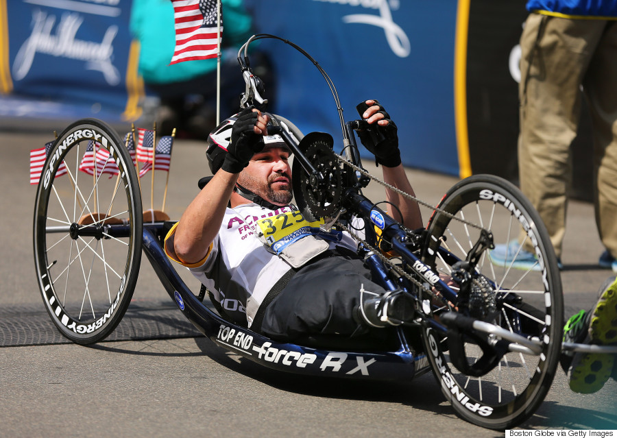 boston 2016 survivor marathon