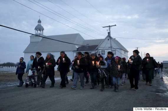 attawapiskat april 9