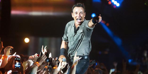 Bruce Springsteen hatte als erster sein Konzert in North Carolina abgesagt.