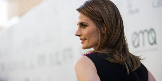 """Stana Katic spielt Kate Beckett - aber nach der achten Staffel """"Castle"""" ist Schluss."""