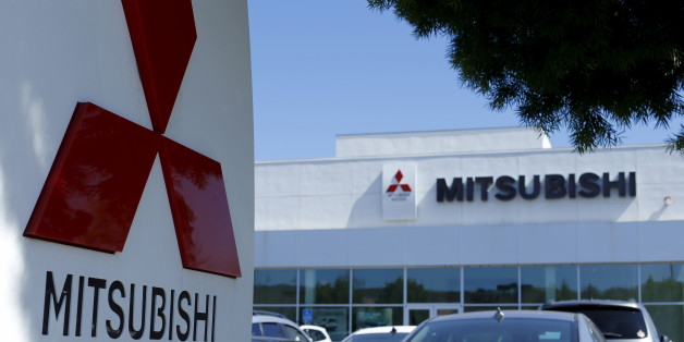 A Mitsubishi Motors dealership is shown in Poway, California July 27, 2015.  REUTERS/Mike Blake/File Photo