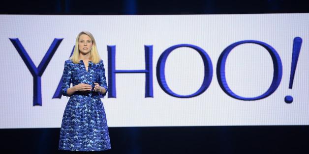 Marissa Mayer, PDG de Yahoo!.