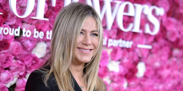 Jennifer Aniston à Los Angeles, le 13 avril 2016