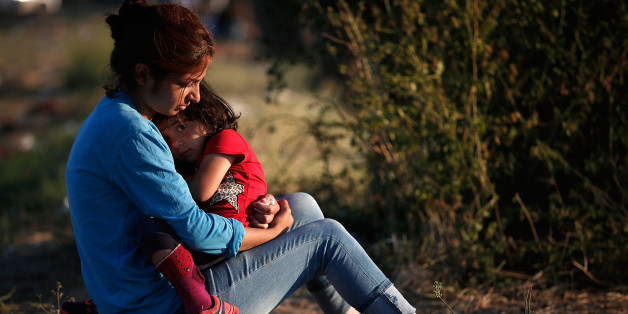 Dieses Buch hilft Flüchtlingskindern, ihre Traumata zu überwinden