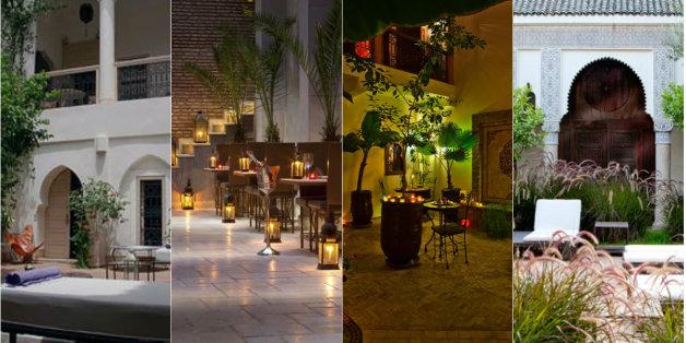 Les dix meilleurs riads de Marrakech selon The Telegraph