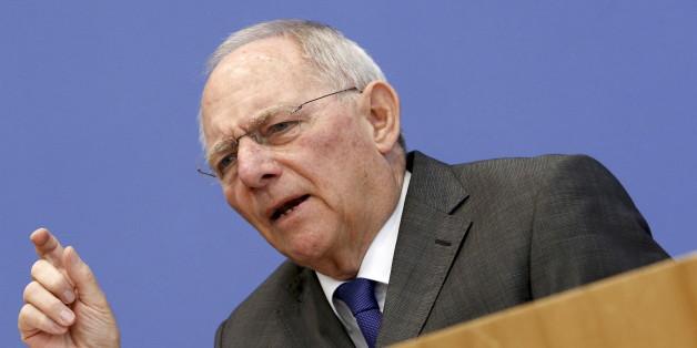 Wolfgang Schäuble will die Deutschen erst später in Rente schicken