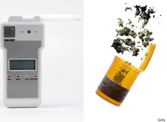 pot breathalyzer