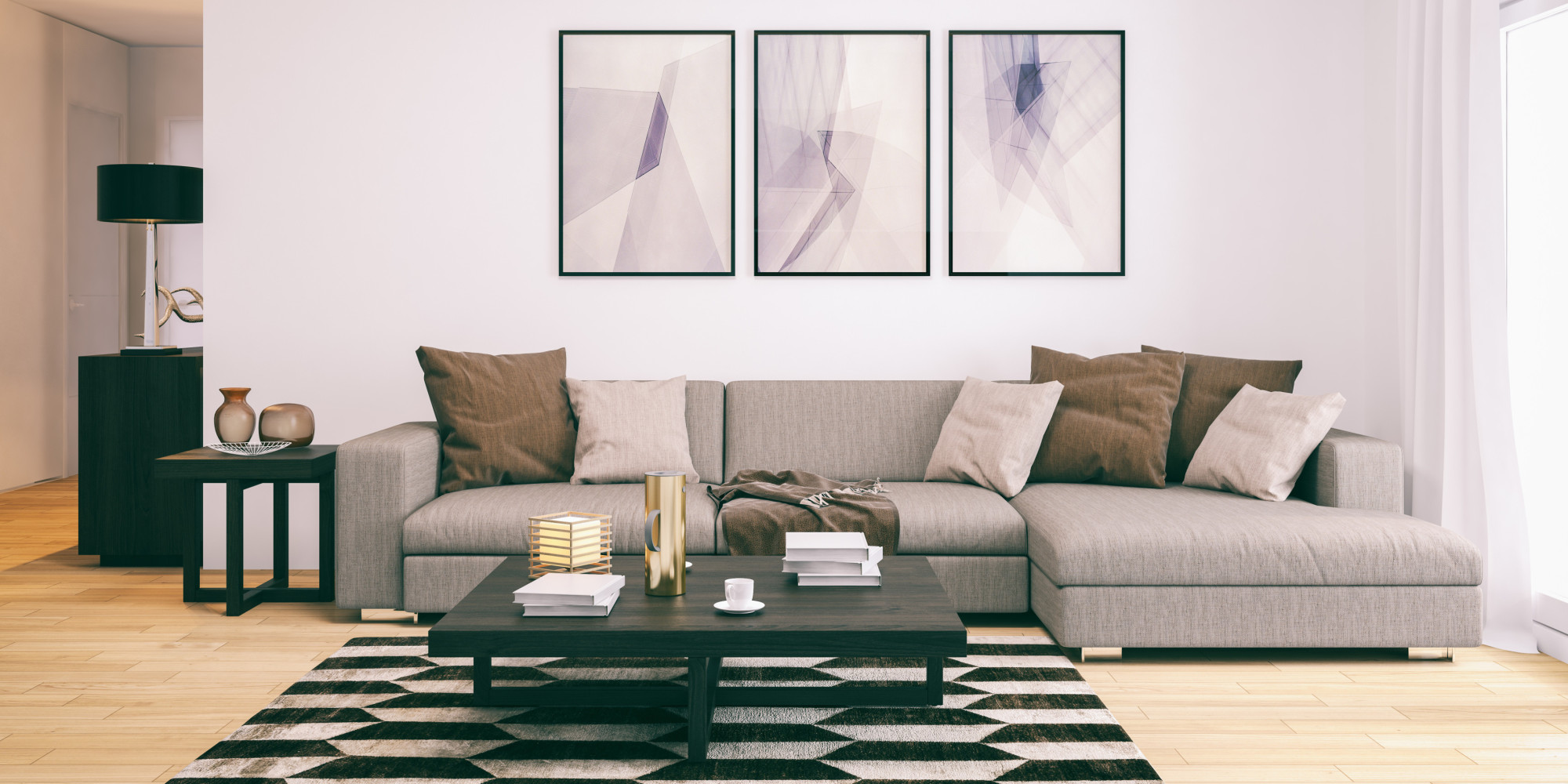 Think Like An Interior Designer In 7 Steps Huffpost
