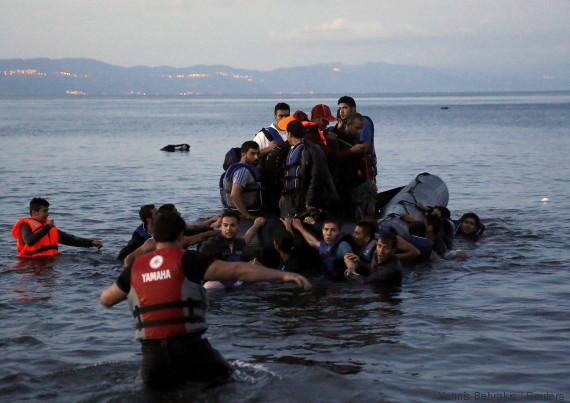 sinking of migrants