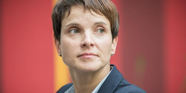 Frauke Petry hegt Sympathien für Donald Trump