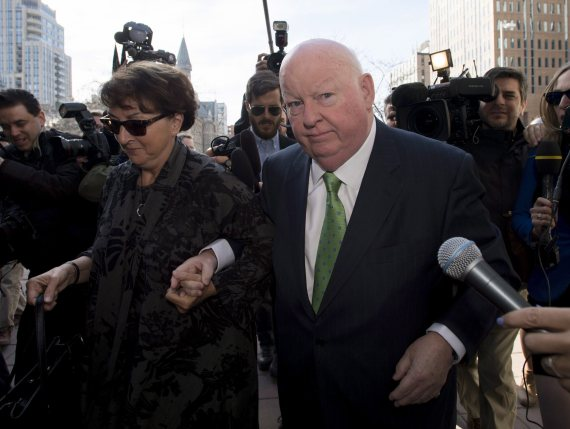 mike duffy trial verdict