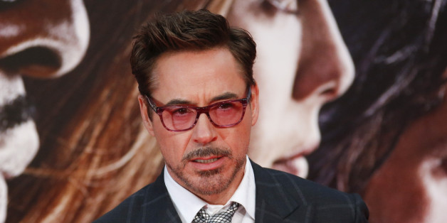 "Actor Robert Downey Jr. poses before the German premiere of ""The First Avenger: Civil War"" (original title: Captain America: Civil War) in Berlin, Germany, April 21, 2016.    REUTERS/Fabrizio Bensch"