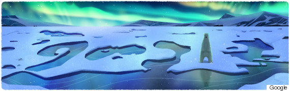 earth day google doodle 2016