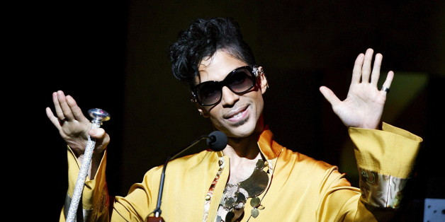 Prince starb gestern im Alter von 57 Jahren.