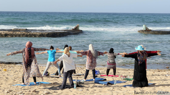 yoga tripoli