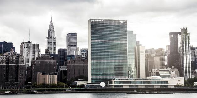 Der Klimavertrag wird in den Vereinten Nationen in New York am Freitag unterschrieben